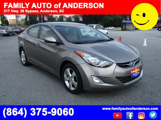 used Hyundai near me Family Auto of Anderson 2012 Hyundai ...