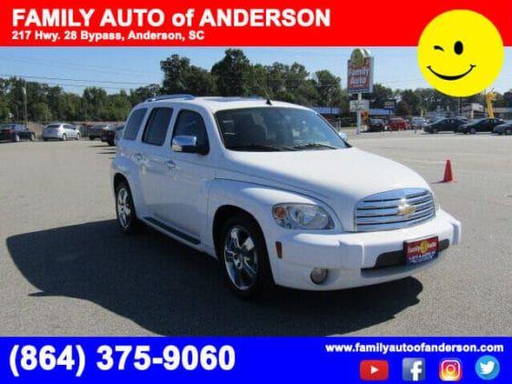 Used Cars Used Suvs Used Chevys Anderson Family Auto Of