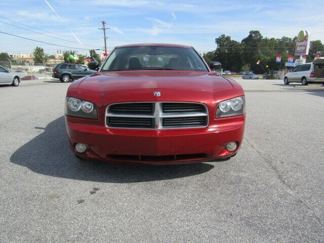 used cars used dodge used charger anderson family auto of anderson 2006 dodge charger bad credt. Black Bedroom Furniture Sets. Home Design Ideas