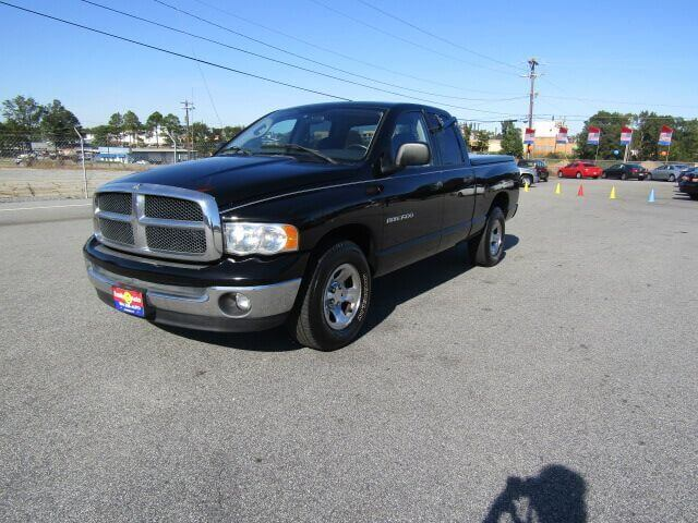 Dodge Dealership Anderson Sc >> used work trucks used Dodge used trucks Anderson Family Auto of Anderson 2003 Ddoge Ram 1500 ...