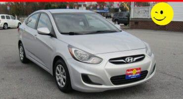 hyundai accent for sale in anderson