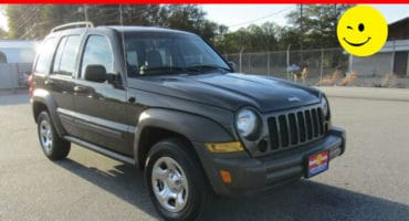 used jeep liberty in anderson