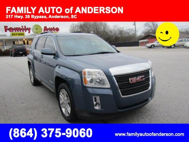 GMC Terrain 2011 Anderson SC - Family Auto of Anderson