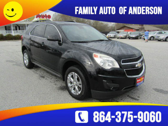 2012 chevrolet equinox family auto of anderson. Black Bedroom Furniture Sets. Home Design Ideas