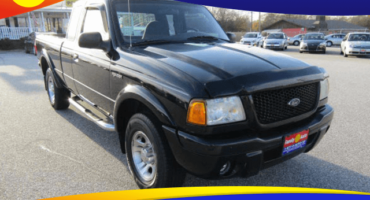 Ford Ranger 2002