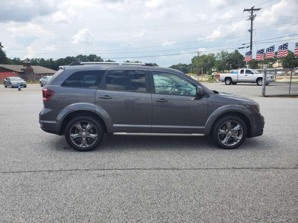 Dodge Journey 2015 Gray