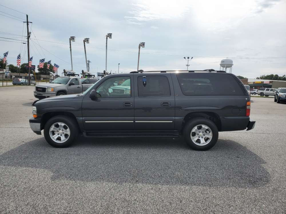 Chevrolet Suburban 2003 Black