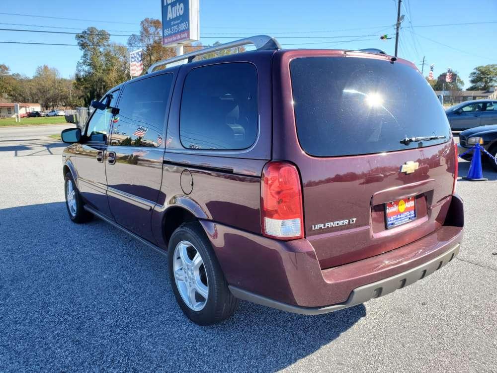 Chevrolet Uplander 2006 Purple