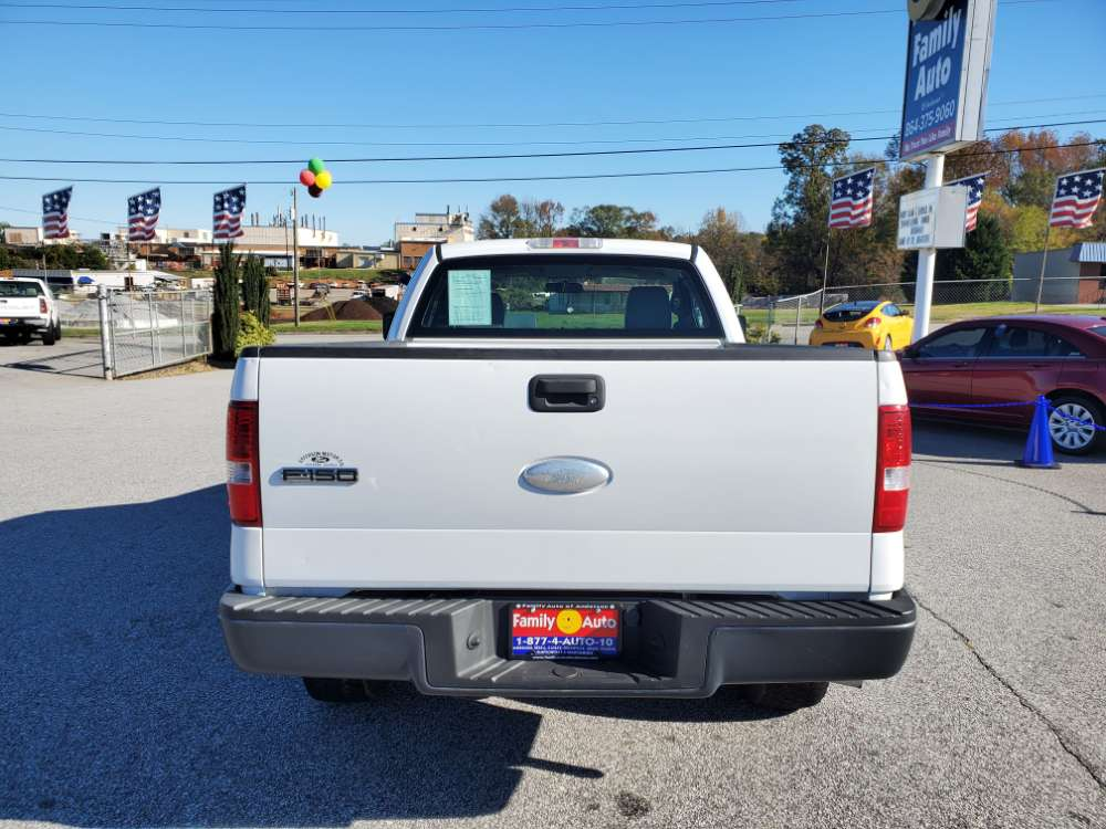 Ford F-150 2007 White