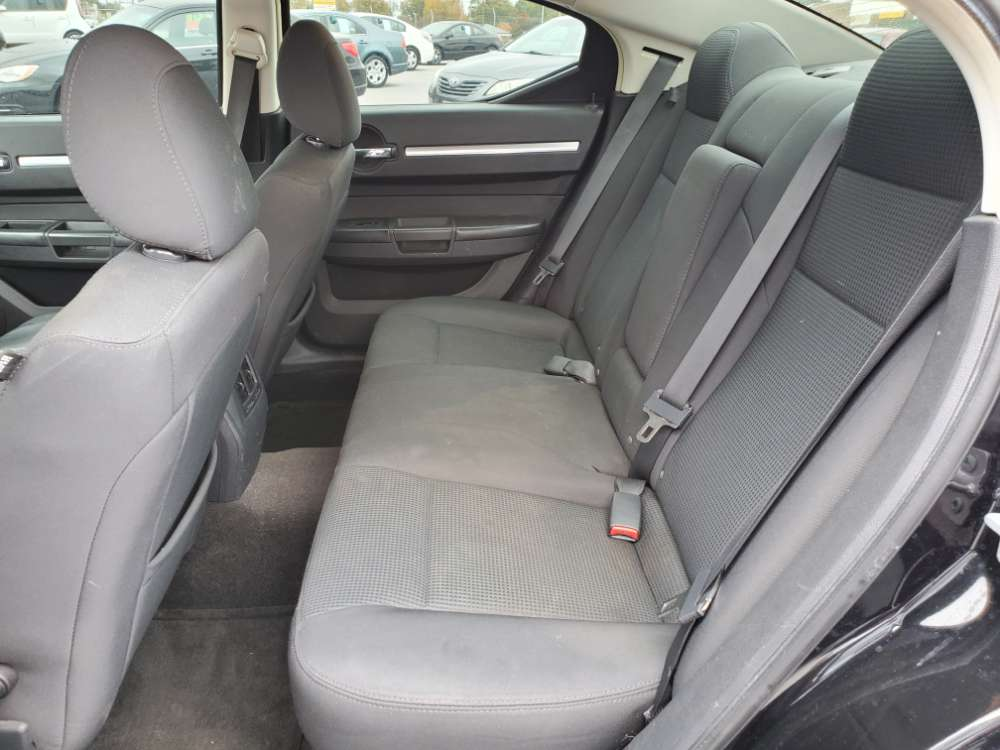 Dodge Charger 2008 Dark Gray