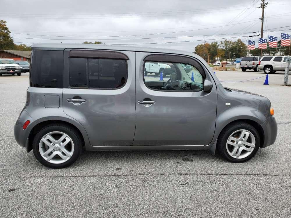 Nissan Cube 2009 Gray