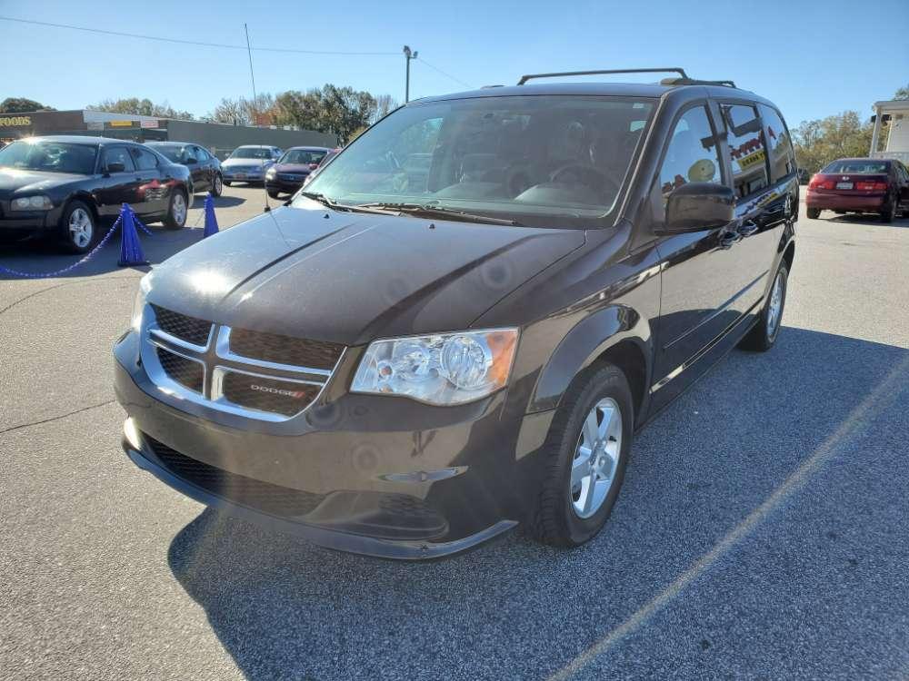 Dodge Grand Caravan 2013 Black