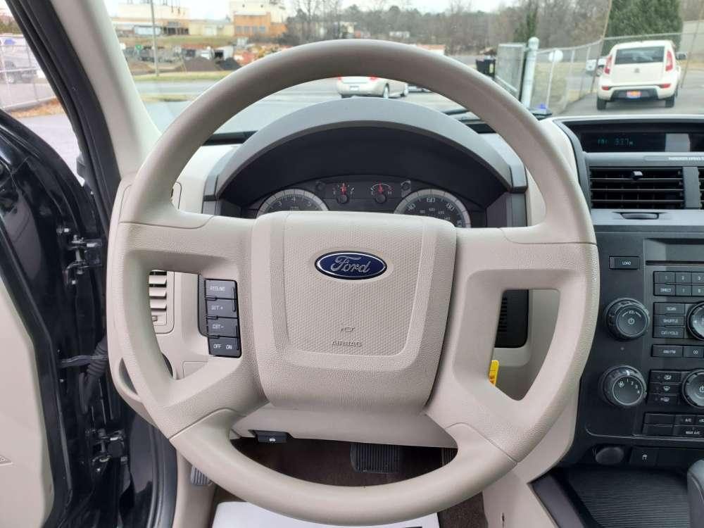 Ford Escape 2008 Black