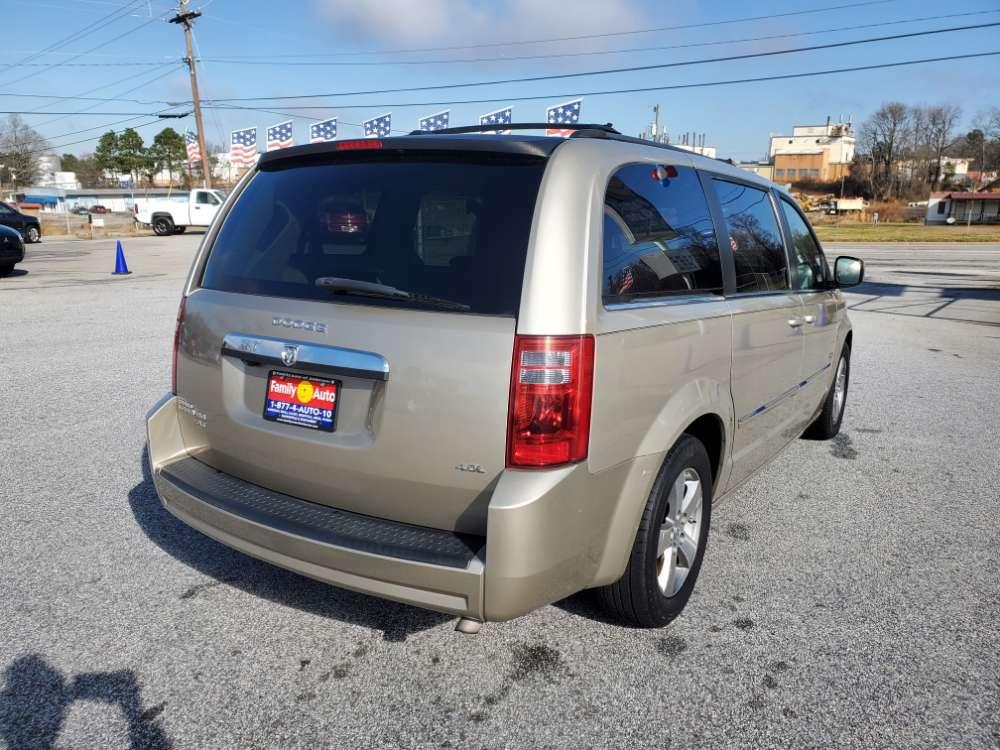 Dodge Grand Caravan 2009 Gold