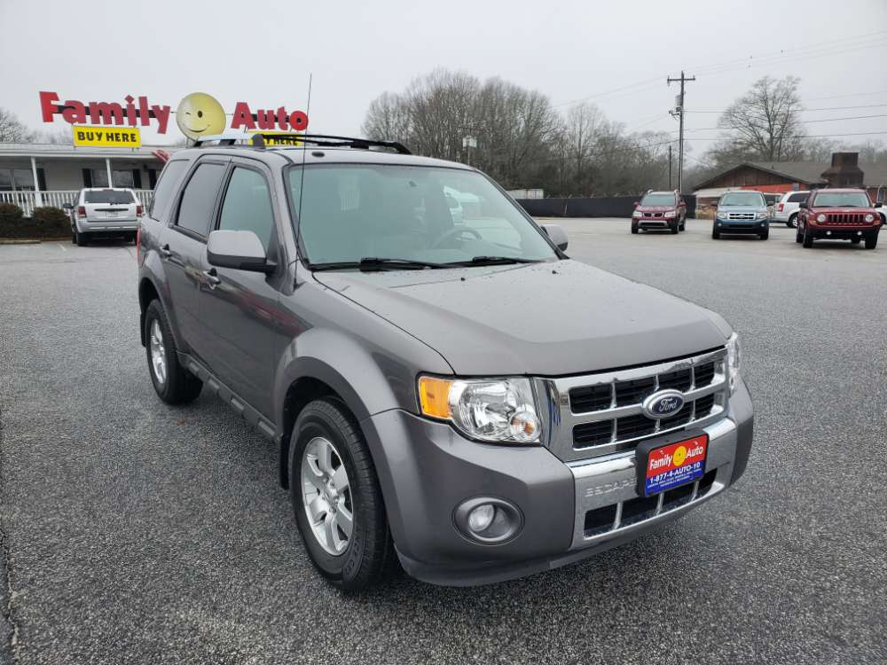 Ford Escape 2010 Gray