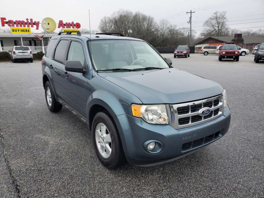 Ford Escape 2010 Blue