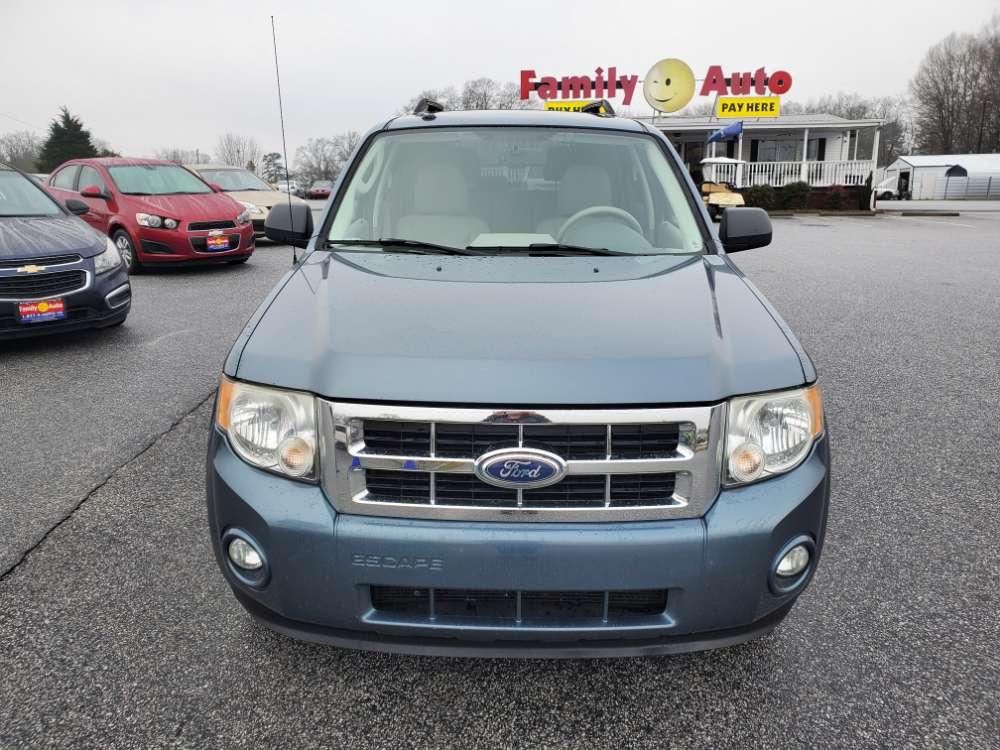 Ford Escape 2010 Blue