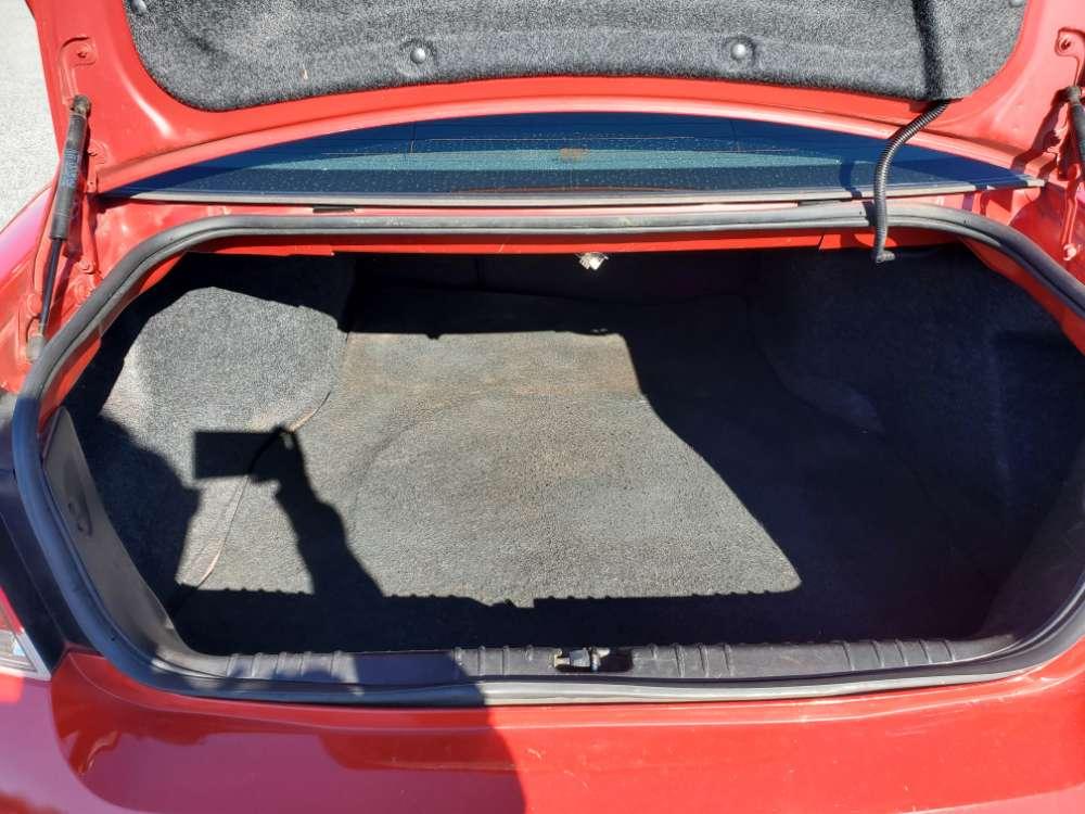Chevrolet Impala 2013 Red