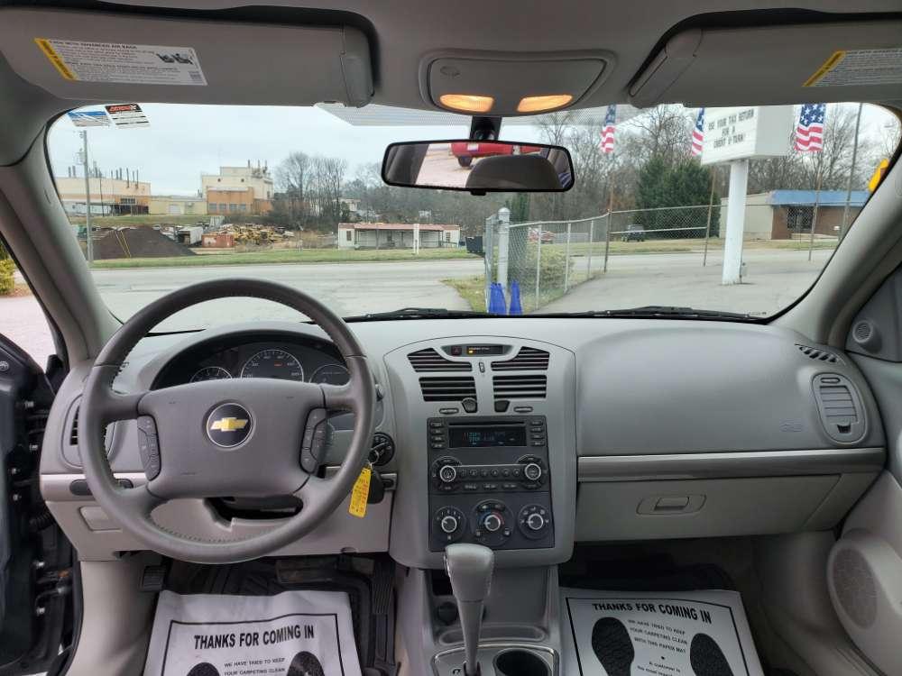 Chevrolet Malibu 2007 Gray