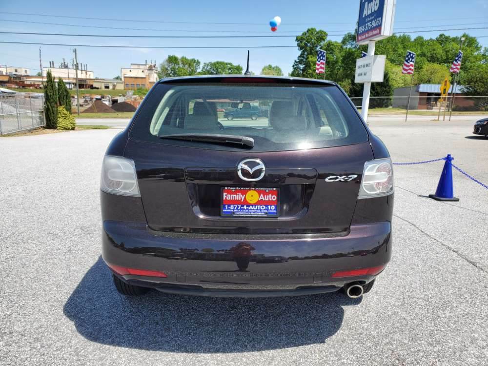 Mazda CX-7 2011 Black