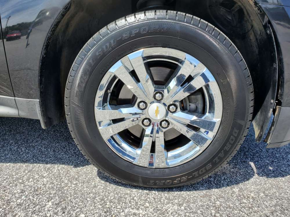 Chevrolet Equinox 2013 Black