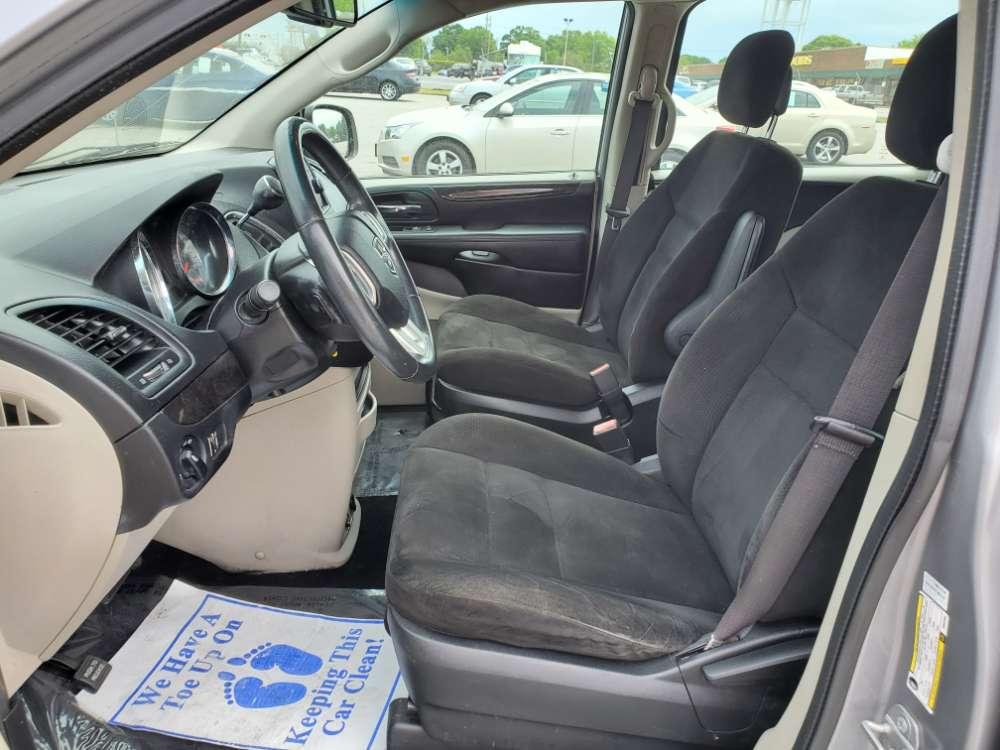 Dodge Grand Caravan 2015 Silver
