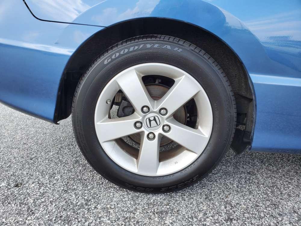 Honda Civic 2008 Blue