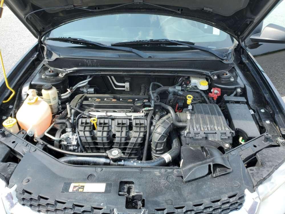 Dodge Avenger 2013 Black