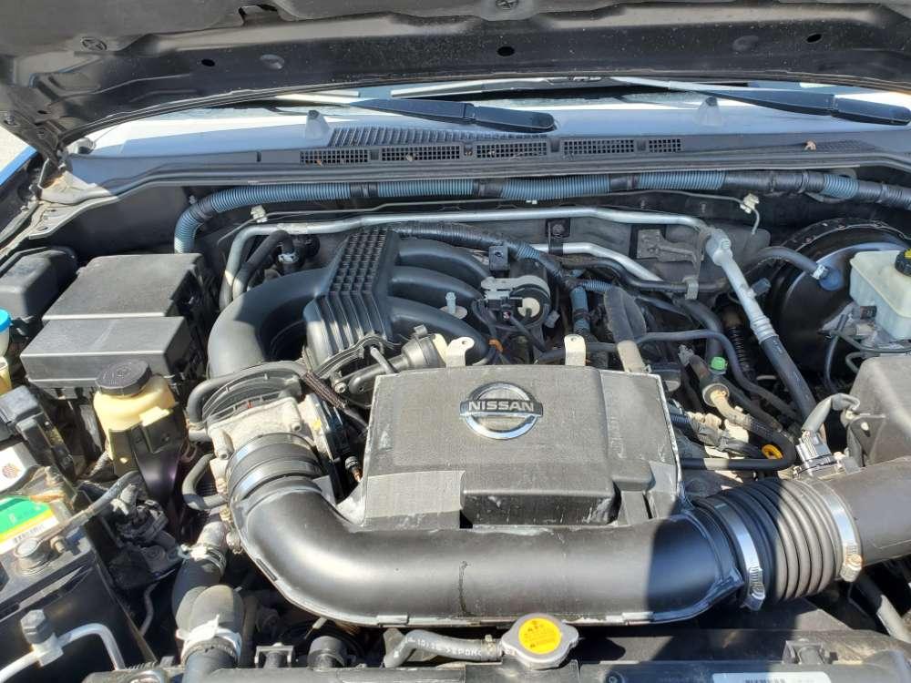 Nissan Xterra 2008 Black