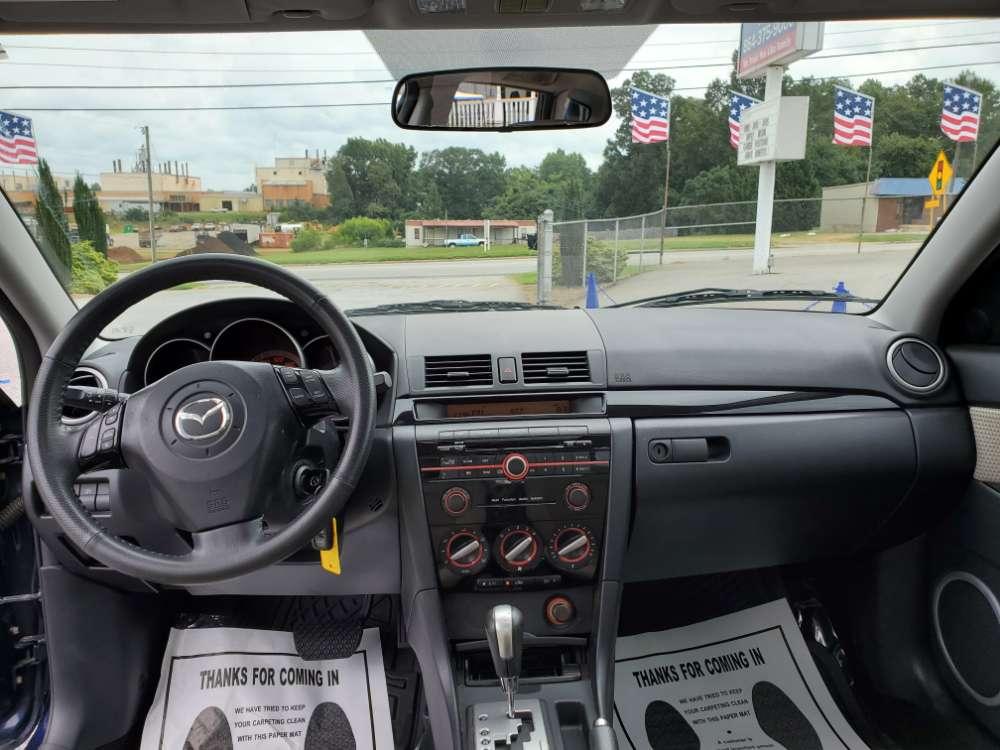 Mazda 3 2009 Black