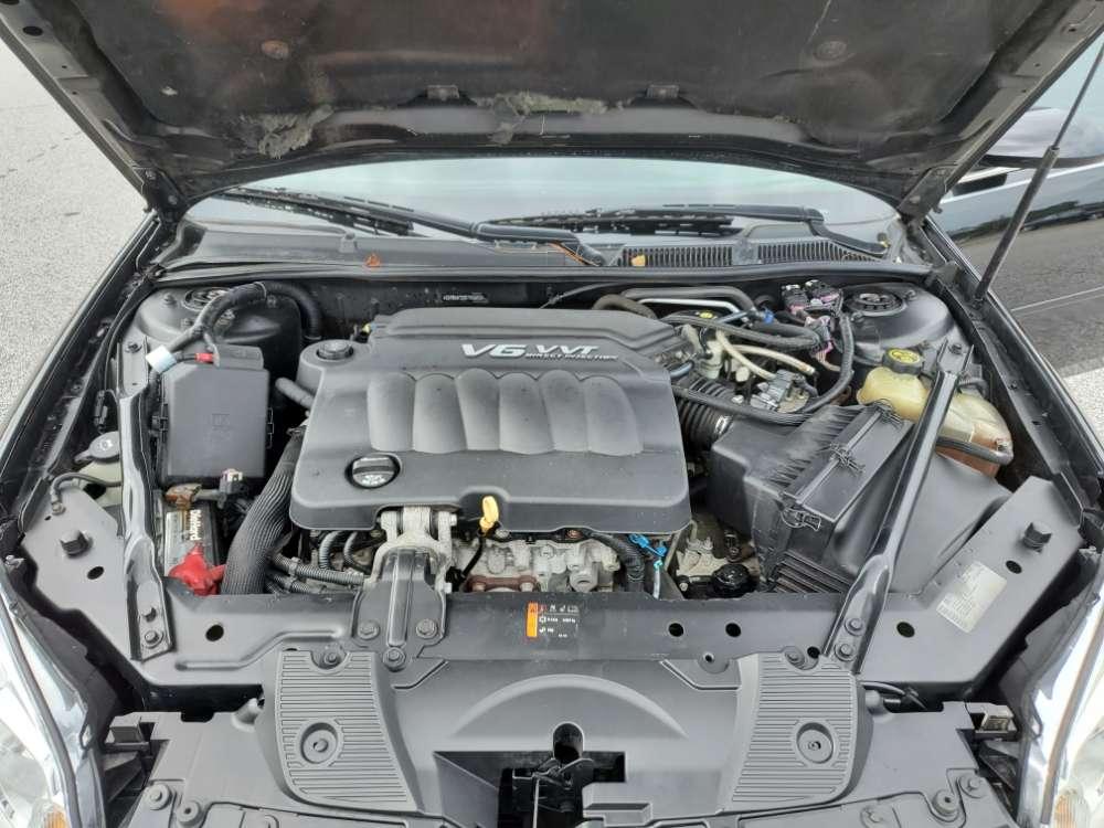 Chevrolet Impala 2013 Black