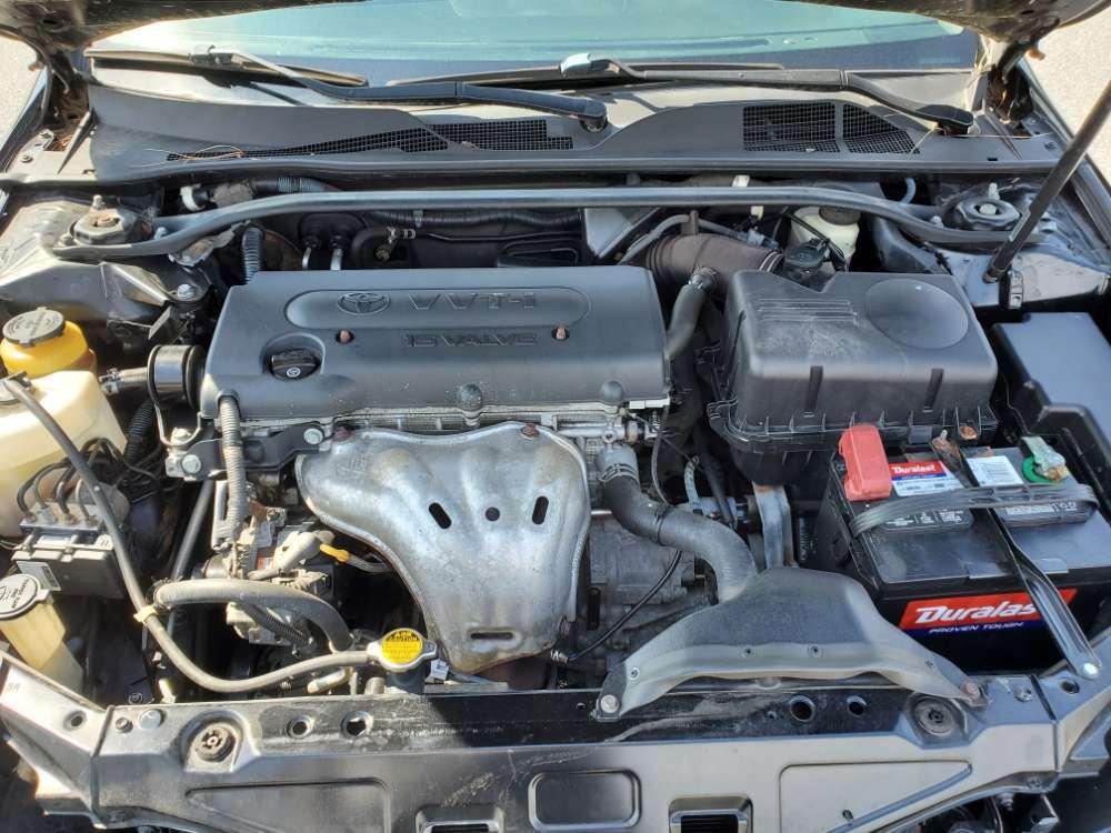 Toyota Solara 2007 Black