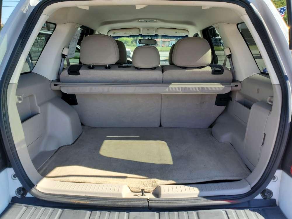 Ford Escape 2011 White