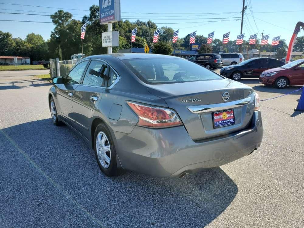 Nissan Altima 2015 Gray